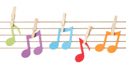 Music Notes clipart string
