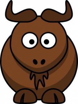Ox clipart cartoon