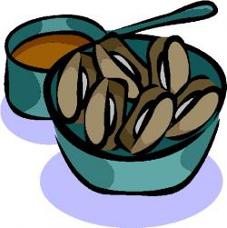Clams clipart animated