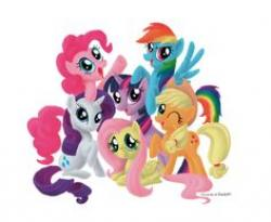 My Little Pony clipart friendship is magic