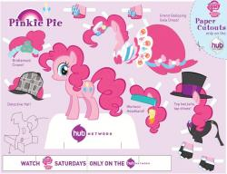 My Little Pony clipart paper doll