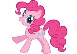 My Little Pony clipart pinkie pie