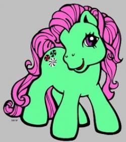 My Little Pony clipart shetland pony