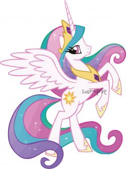 My Little Pony clipart unicorn
