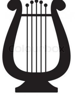Mythology clipart apollo lyre