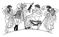 Achilles clipart odysseus
