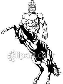 Mythical clipart strong man