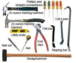 Blade clipart hand tool