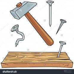 Nails clipart carpenter tool
