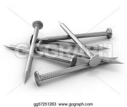 Nails clipart construction