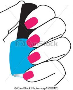 Nails clipart nail art