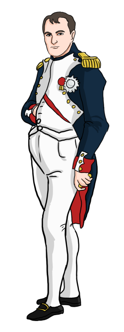 Napoleon clipart