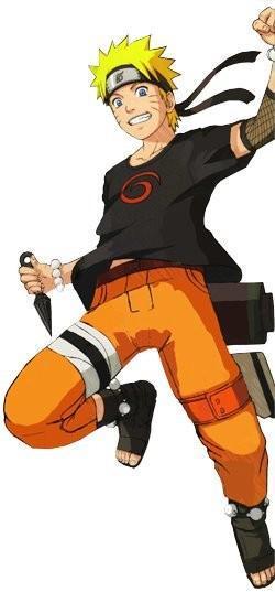 Naruto clipart anime