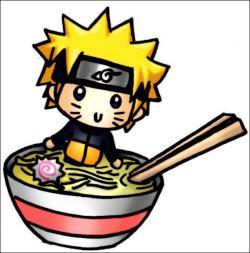 Naruto clipart loves ramen