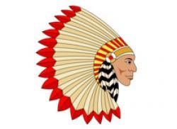 Headdress clipart indigenous