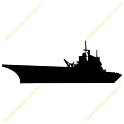 Battleship clipart naval