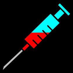Syringe clipart hospital