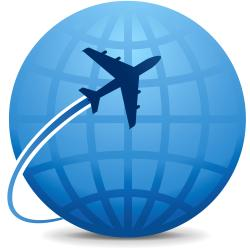 Travel clipart international travel