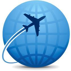 Travel clipart international travel