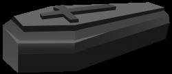 Coffin clipart transparent