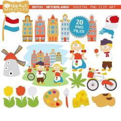 Netherlands clipart march break