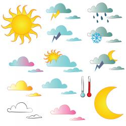 Netherlands clipart march weather