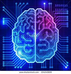 Neuron clipart human memory