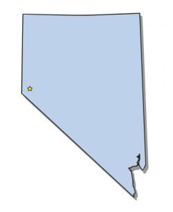 Nevada clipart Nevada Outline