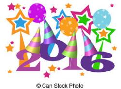 New Year clipart funny