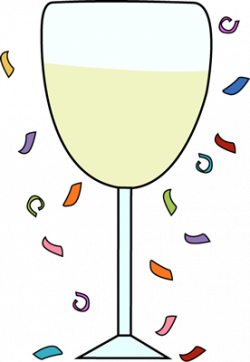 Champagne clipart champagne glass