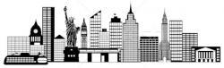 City clipart new york city