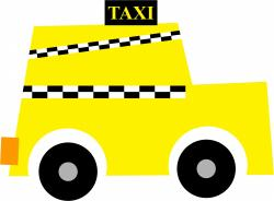 New York clipart New York Taxi Clipart