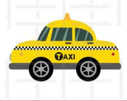 Taxi clipart new york city taxi