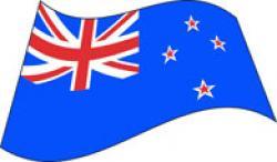 New Zealand clipart New Zealand Flag