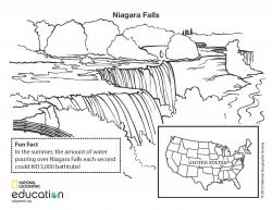 Niagara Falls clipart