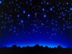 Night Sky clipart