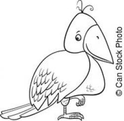 Nightingale clipart