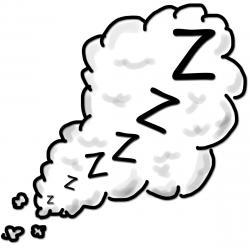 Dodo clipart rest sleep