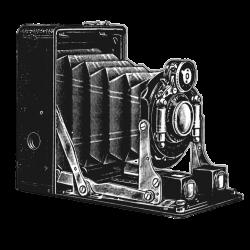 Nikon clipart old camera
