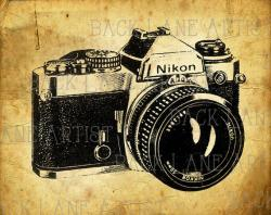 Nikon clipart yearbook