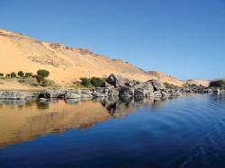 Nile River clipart nail