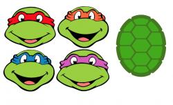 Ninja Turtles clipart green ninja