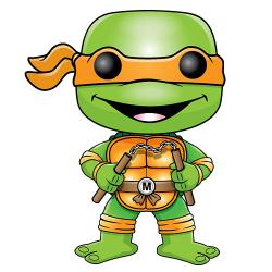 Ninja Turtles clipart michelangelo