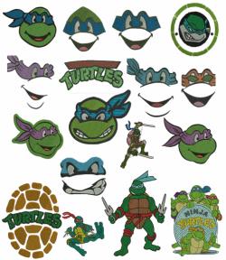 Ninja Turtles clipart mutant