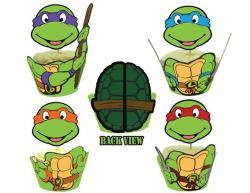 Ninja Turtles clipart printable