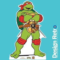 Ninja Turtles clipart retro