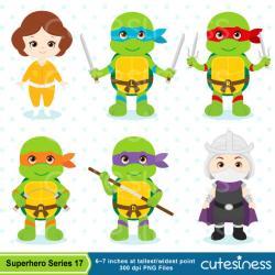 Ninja Turtles clipart tmnt