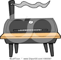 No Smoking clipart bbq smoke