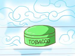 Tobacco clipart chewing tobacco