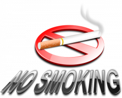 No Smoking clipart kid